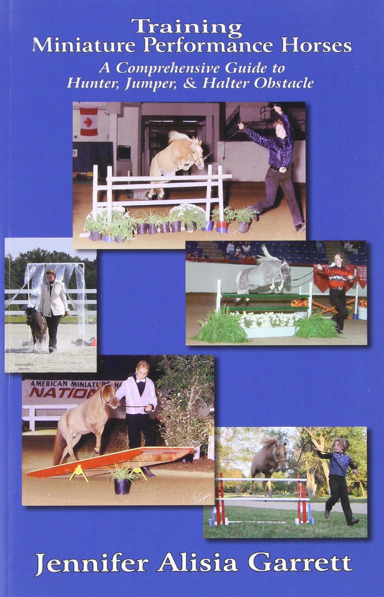 Download Training Miniature Performance Horses pdf epub