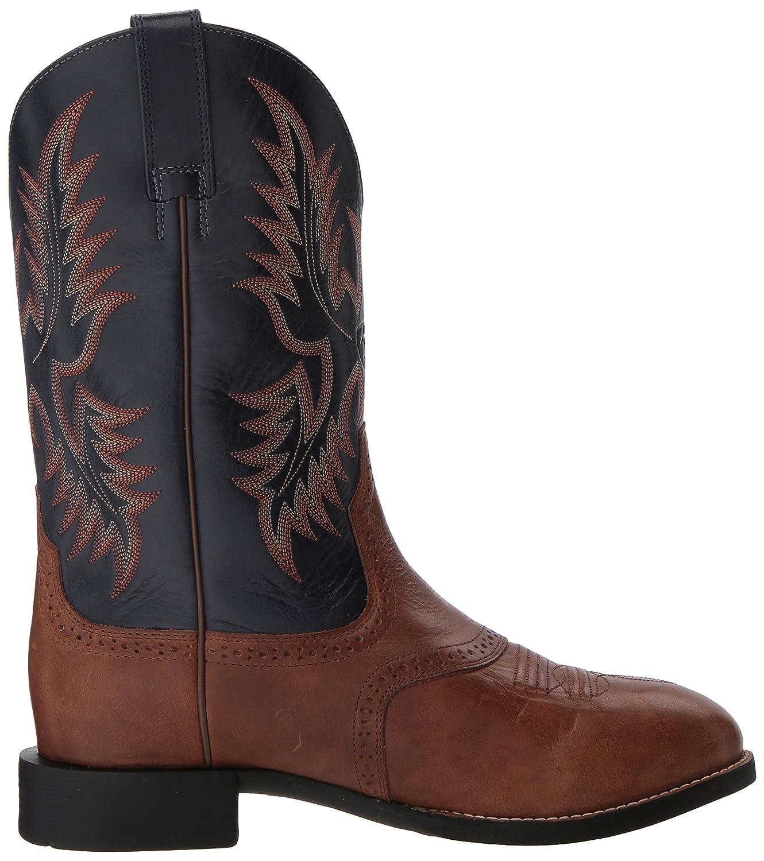 Ariat Mens Heritage Stockman Western Boot