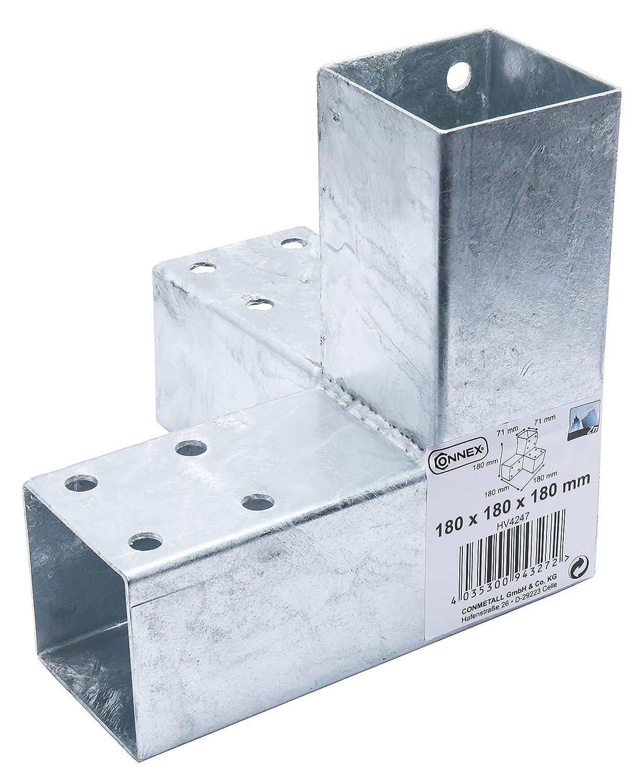 for 70/x 70/mm Wood. Connex HV4247/Corner Post 200/x 200/mm