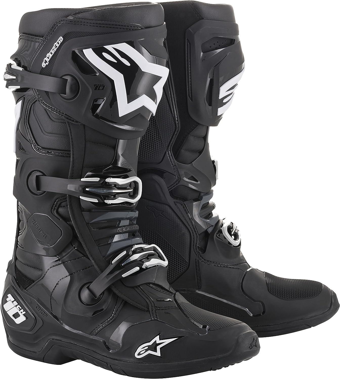 Alpinestars Tech 10 Motocross Boots Black Size 43 Schuhe Handtaschen