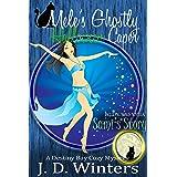 Mele's Ghostly Halloween Caper: Plus Sami's Story by J.D. Winters and Dakota Kahn (Destiny Bay Cozies Mysteries Book 6)