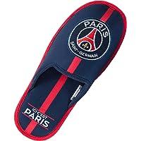 PARIS SAINT GERMAIN Chaussons PSG - Collection Officielle Taille Homme