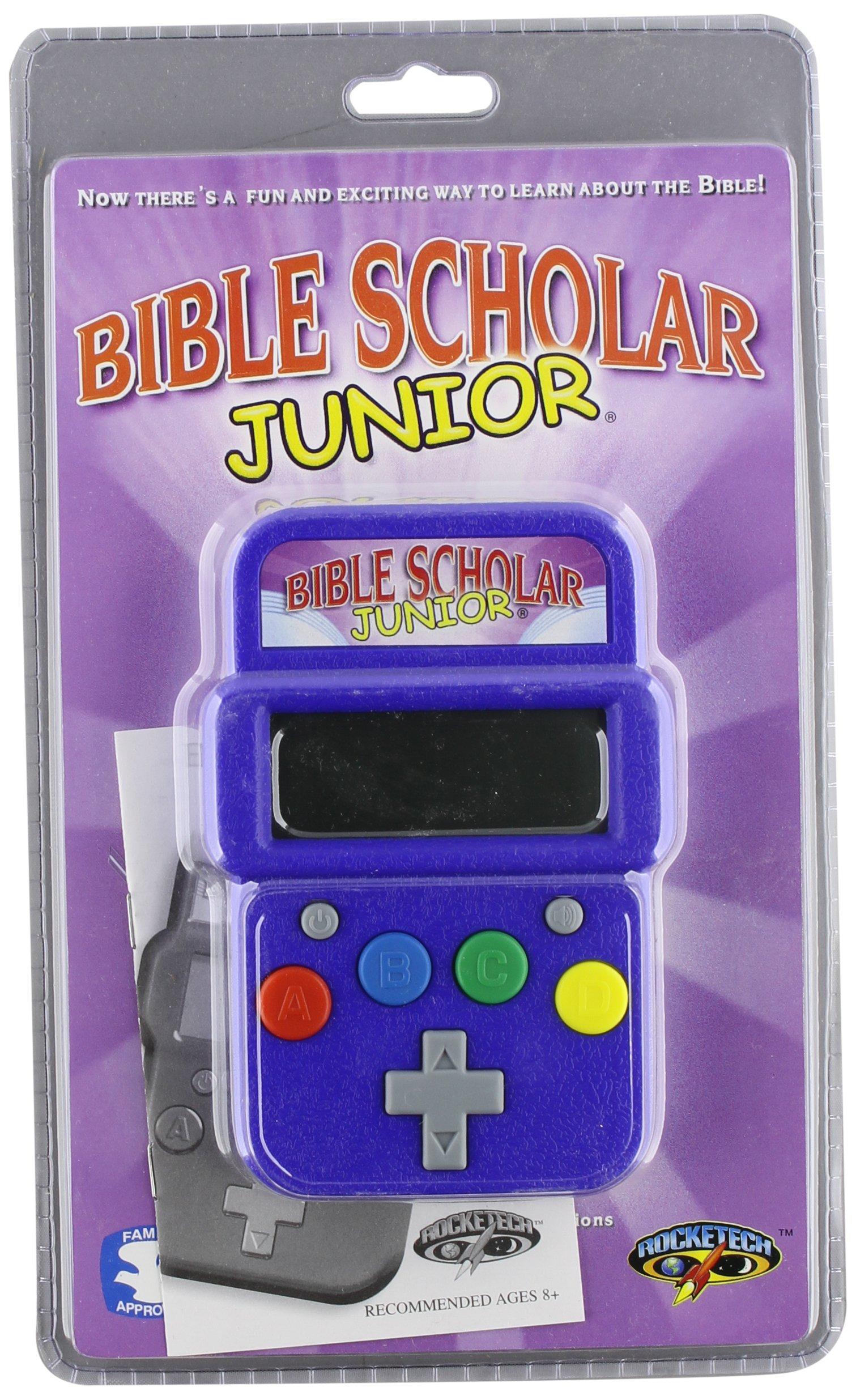 Rocketech Bible Scholar Junior Electronic Hand-Held Game