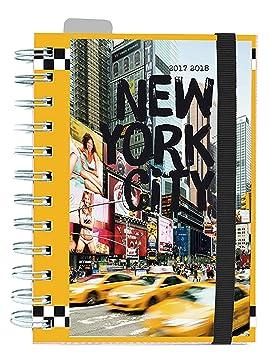 Grupo Erik Editores - Agenda escolar 2017/2018 Dia Pagina New York