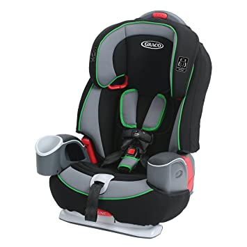 Graco Nautilus 65 3 In 1 Harness Booster Car Seat Fern One