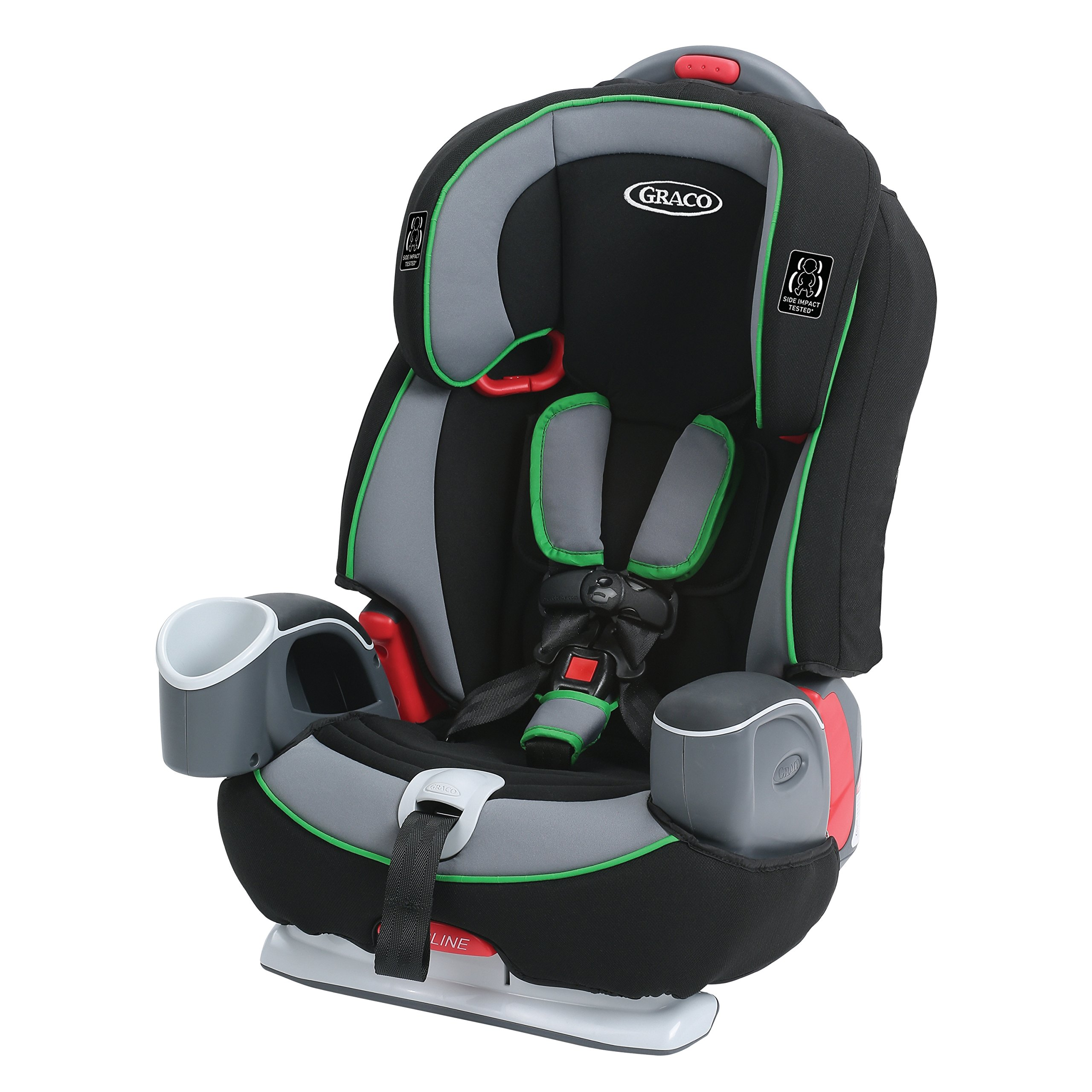amazon com graco nautilus 65 3 in 1 harness booster car seat rh amazon com Evenflo Car Seat Model Numbers Britax Car Seats