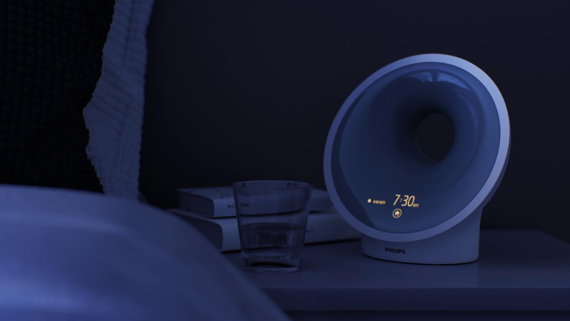 Philips Wake-up Light HF3651/01 Despertador Natural, múltiples ...
