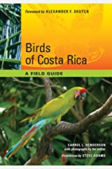 Birds of Costa Rica (Corrie Herring Hooks Book 64) Kindle Edition