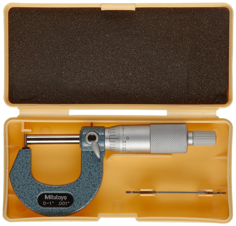 0/- 2,5/cm Range cilindrica Anvil Tubo Mitutoyo 115/ 0/cm Graduation /305/Series 115/micrometri tipo A