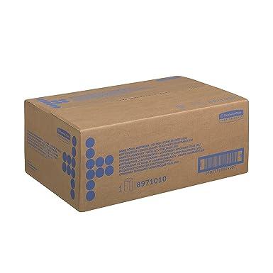 Kimberly-Clark 8971 Dispensador de Toallas Secamanos, Acero Inoxidable: Amazon.es: Industria, empresas y ciencia