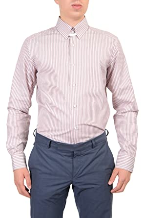 af845fb6 Hugo Boss Boss Selection Men's Multi-Color Dress Shirt US 15 3/4 IT ...