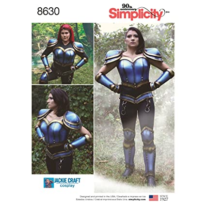 c972f6c54 Image Unavailable. Image not available for. Color: Simplicity Creative Patterns  Costumes ...