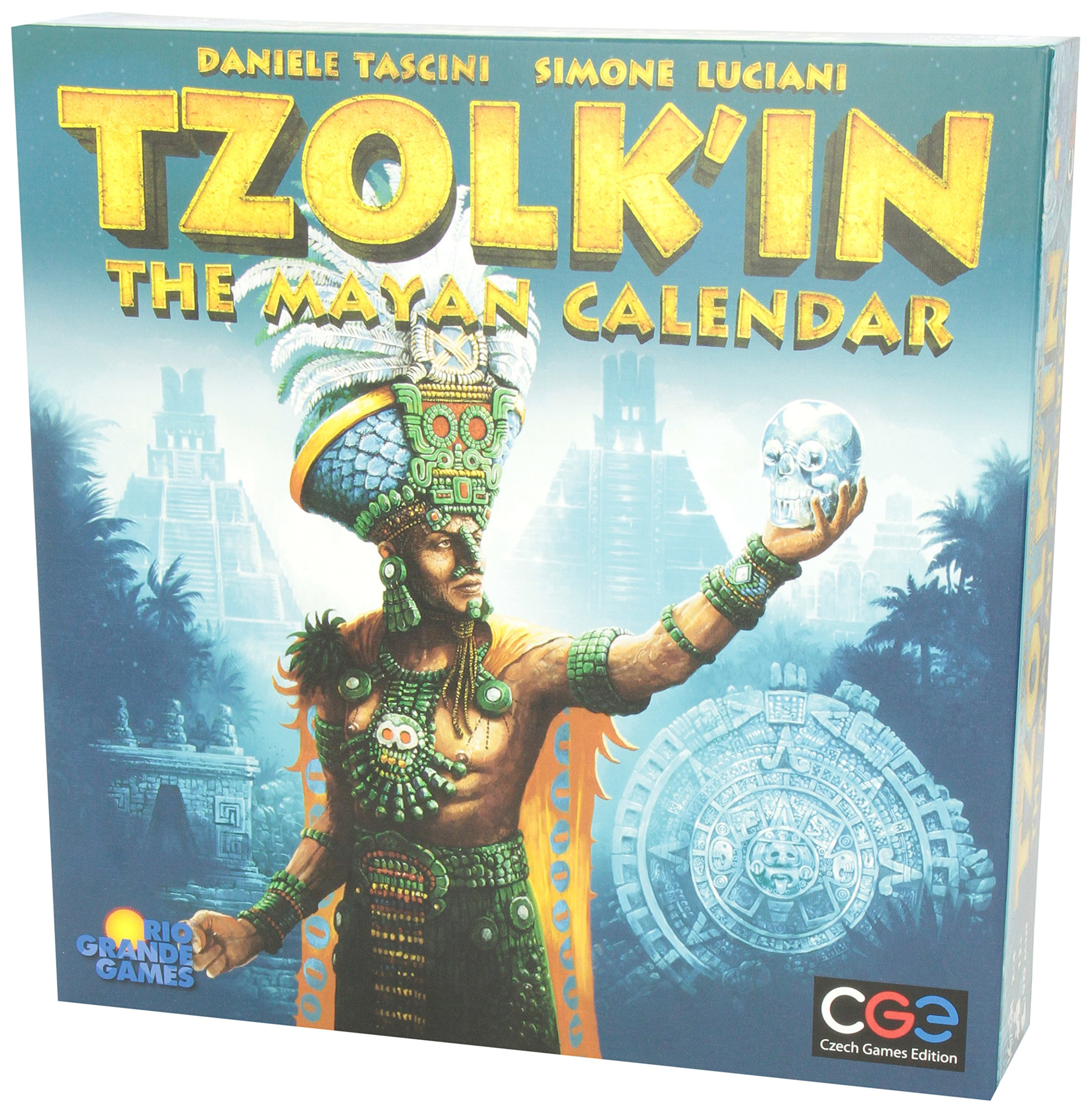 Czech Games Tzolk'in: The Mayan Calendar by Czech Games (Image #6)