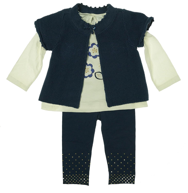 【激安】 First Impressions PANTS ベビーガールズ 6 - 9 - Months First ブルー PANTS B01INXU032, こだわり食材マーケット:bc555426 --- arianechie.dominiotemporario.com
