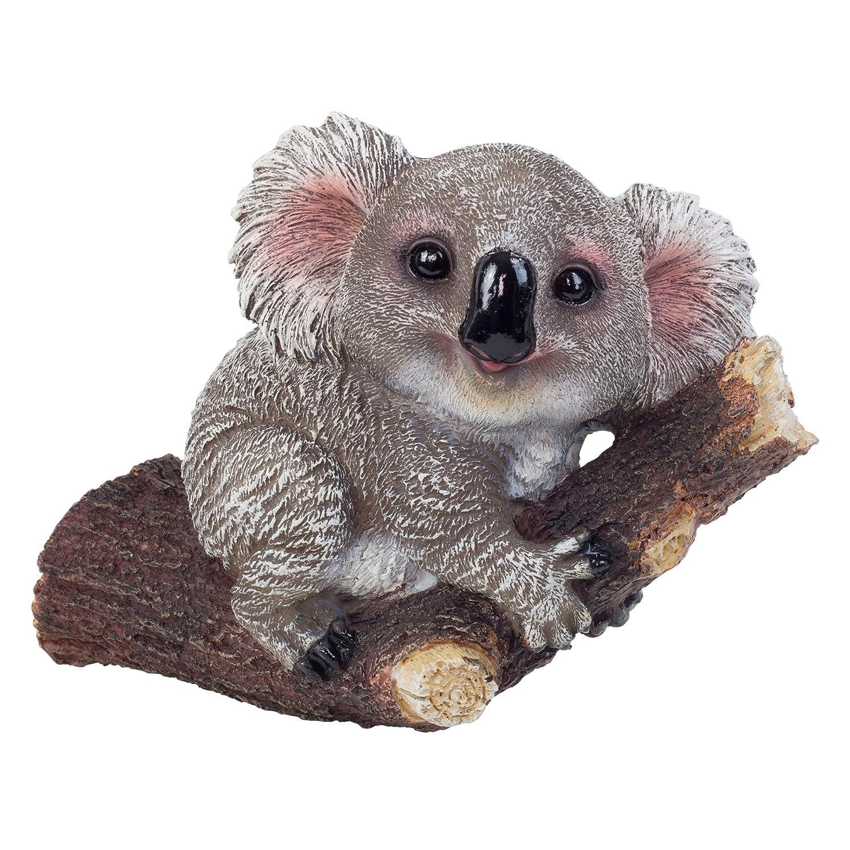 Cute Koala Bear on a Branch Garden Ornament for Tree or Wall-Mount Gardens2you