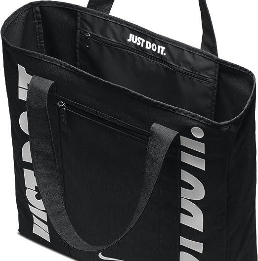 Amazon.com: Nike Gym - Bolsa de deporte para mujer, Negro ...