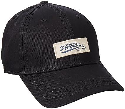09dd17b5a9fc6 Amazon.com  Original Penguin Men s Patch Baseball Cap
