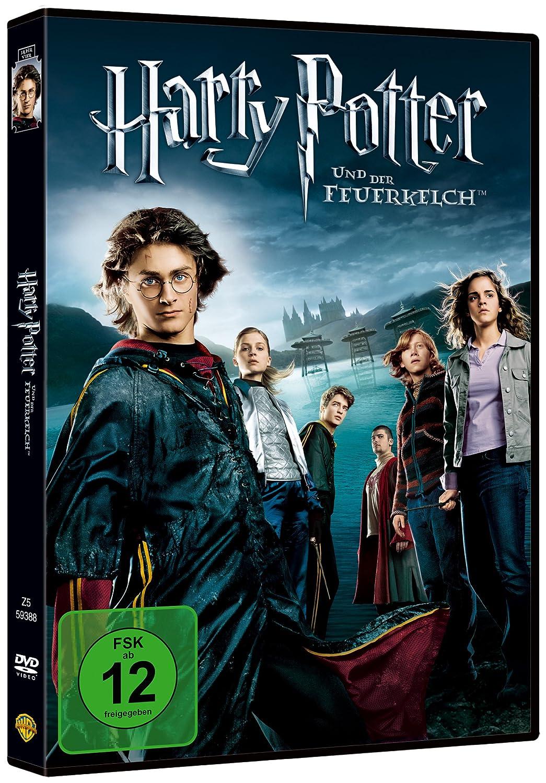 Harry Potter und der Feuerkelch [Alemania] [DVD]: Amazon.es ...