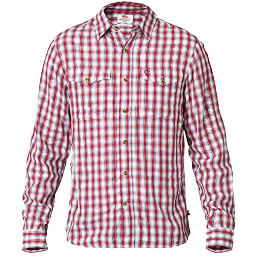89c6221d3157 Amazon.com  Fjallraven Men s Abisko Long Sleeve Cool Shirt  Clothing
