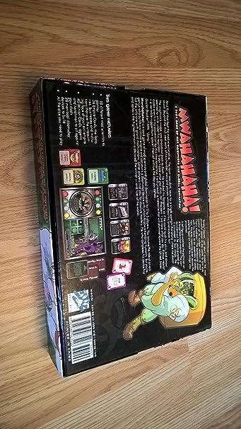 Amazon.com: White Wolf – mwahahaha.: Toys & Games