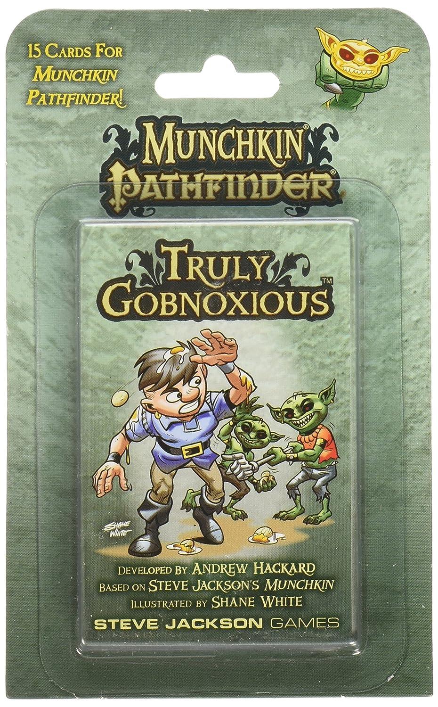 Munchkin Pathfinder: Truly Gobnoxious: Amazon.es: Juguetes y ...