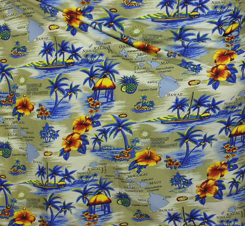 LA LEELA Nuotata Bathingsuit Spiaggia Hawaiana Maschile Sarong 538