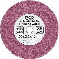 BGS 3177   slijpschijf   voor art. 3180   Ø 100 x 3,2 x 10 mm