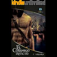 El Corsario invicto (Spanish Edition) book cover