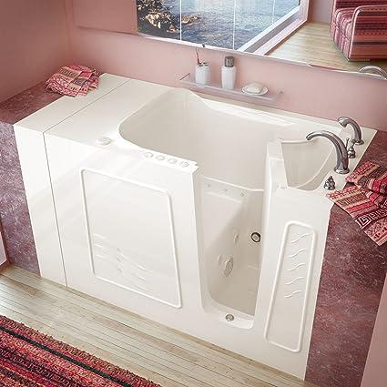High Quality Therapeutic Tubs Ashton Right Hand Drain Air Walk In Bath Tub