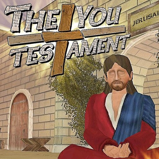The You Testament: The 2D Coming (2d Games)