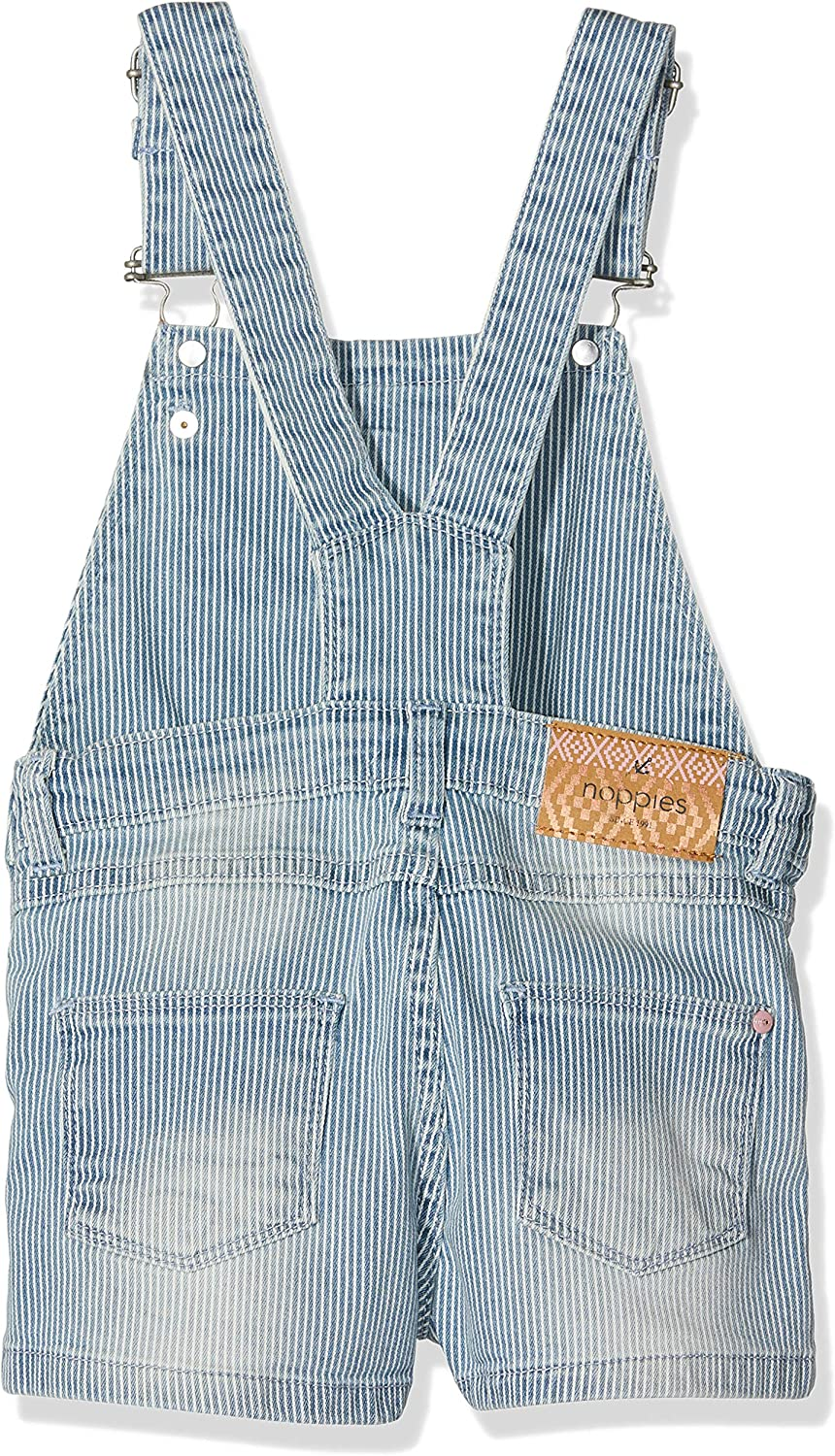 Noppies Girls G Dungaree Short Rock Island