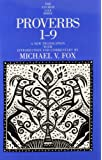 Proverbs 1-9 (Anchor Bible Commentaries) (The Anchor Yale Bible Commentaries)
