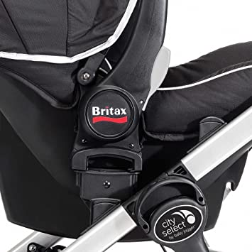 Baby Jogger City Select Versa Stroller Adaptor For BRITAX B Safe Chaperone Infant