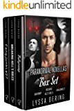 Paranormal Novellas Box Set: Babyvamp, Breaking Hell's Rules, fangjunkie27 (Gay M/M Romance)