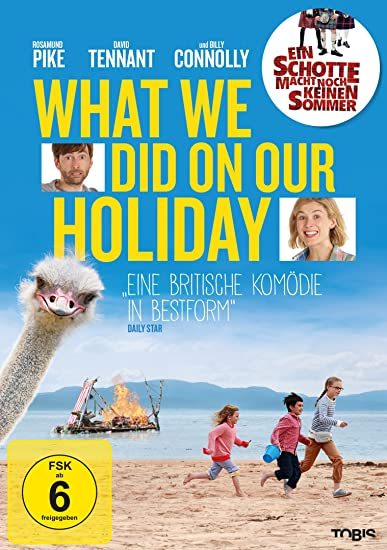 Filmtipps - What we did on our holiday 2014