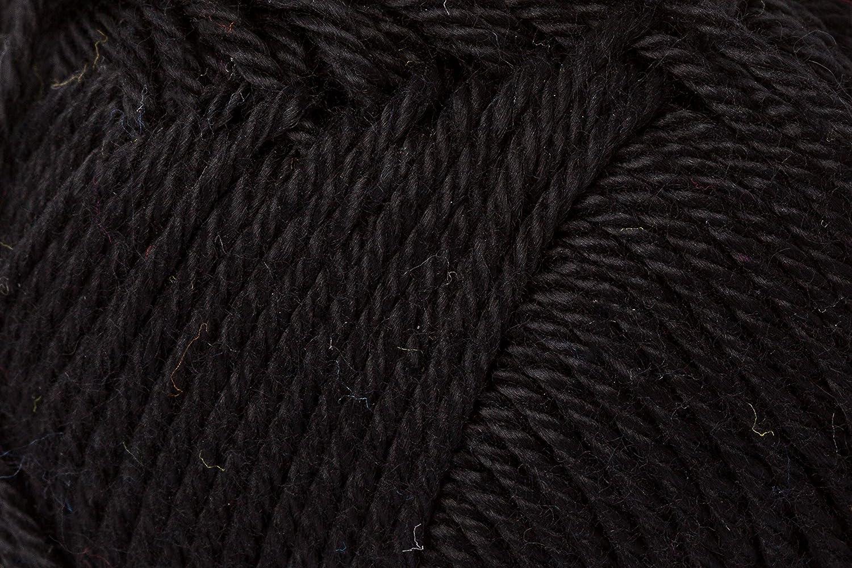 Schachenmayr Ovillo Hilo de algodón para Punto y Ganchillo Catania 9801210, Negro, 11,5 x 5,2 x 6 cm: Amazon.es: Hogar