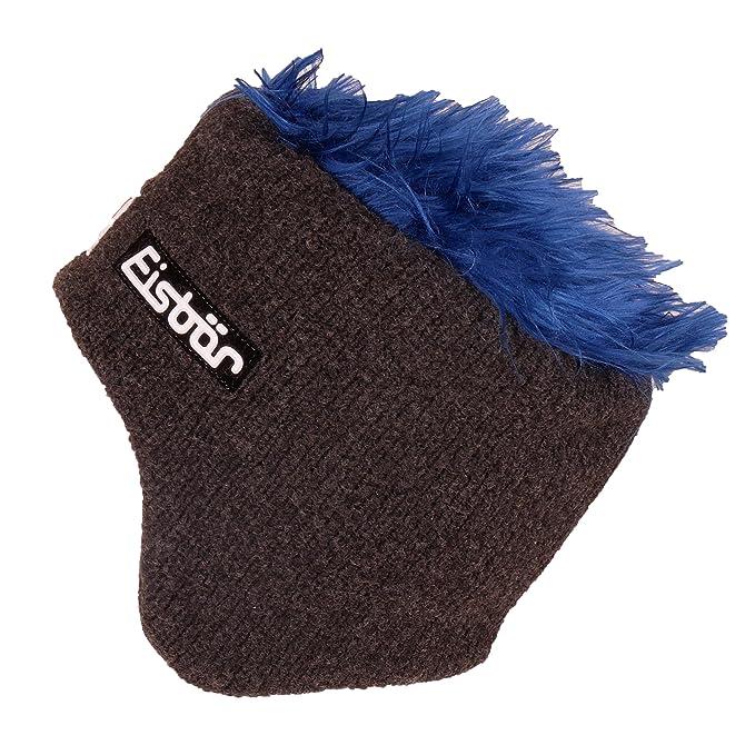 Cappello Lavorato a Maglia Bambini Inverno Polar Bear Ragazzi Ragazze Hat-n  Wool Beany Bommel f0463e6e8ede