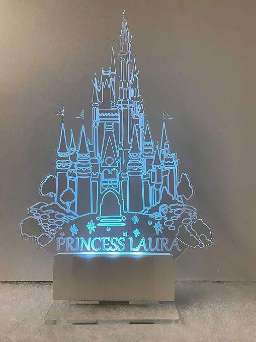 Terrific Figurki Na Tort Cinderella Castle Princess Inspired Personalised Funny Birthday Cards Online Fluifree Goldxyz