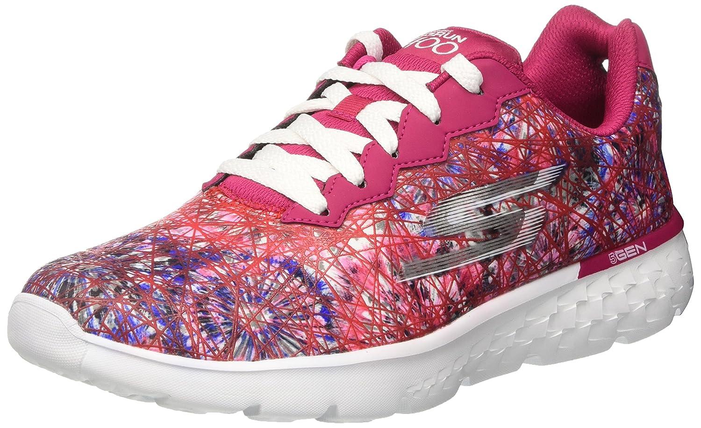 Skechers Performance Go Run 400-Velocity, Zapatillas de Entrenamiento para Mujer Rosa (Pink) 37.5 EU 14353