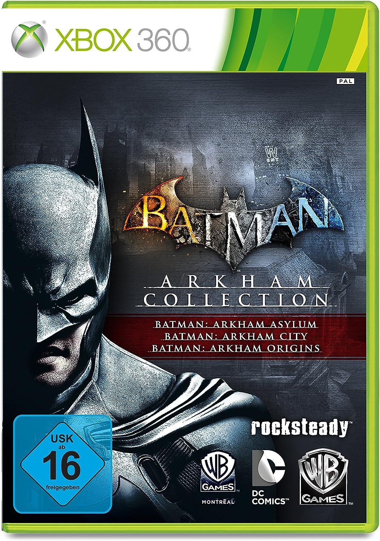 Batman: Arkham Collection [Importación Alemana]: Amazon.es ...