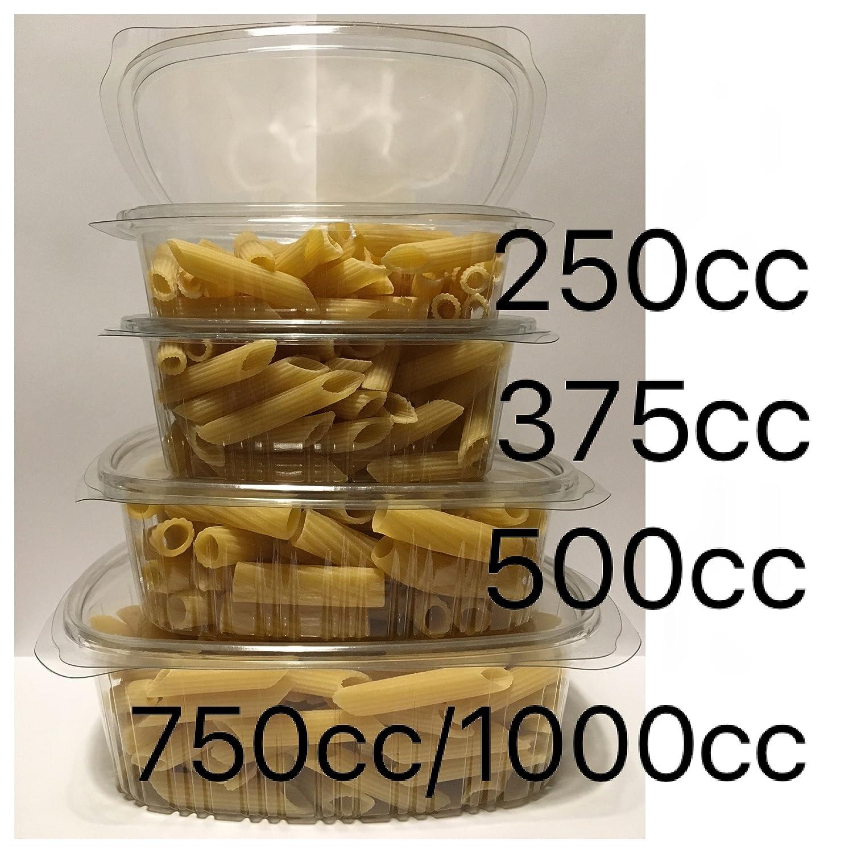 Pet Vassoio con Coperchio 200x145x35 GGroup 13 Formati SELEZIONABILI 45 Pezzi VASCHETTE per Alimenti Uso Freddo Vassoio Rettangolare con Coperchio