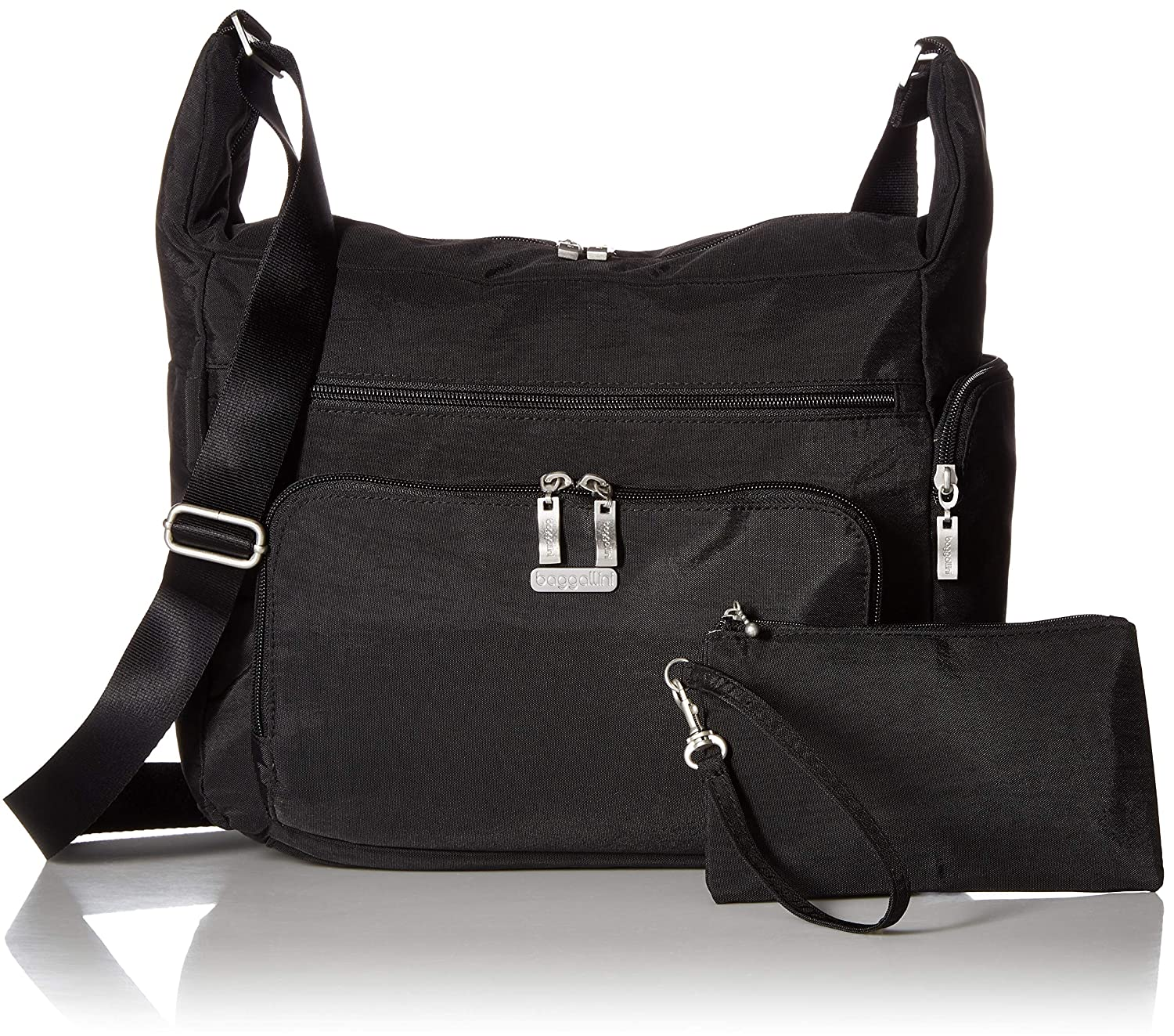 Baggallini Travel Hobo with RFID Wristlet