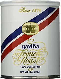 Gavina Espresso Ground Coffee, 12 Ounce: Amazon.com: Grocery ...