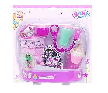 b60d3b3532c Amazon.com : BABY born Accessoires-Set : Baby