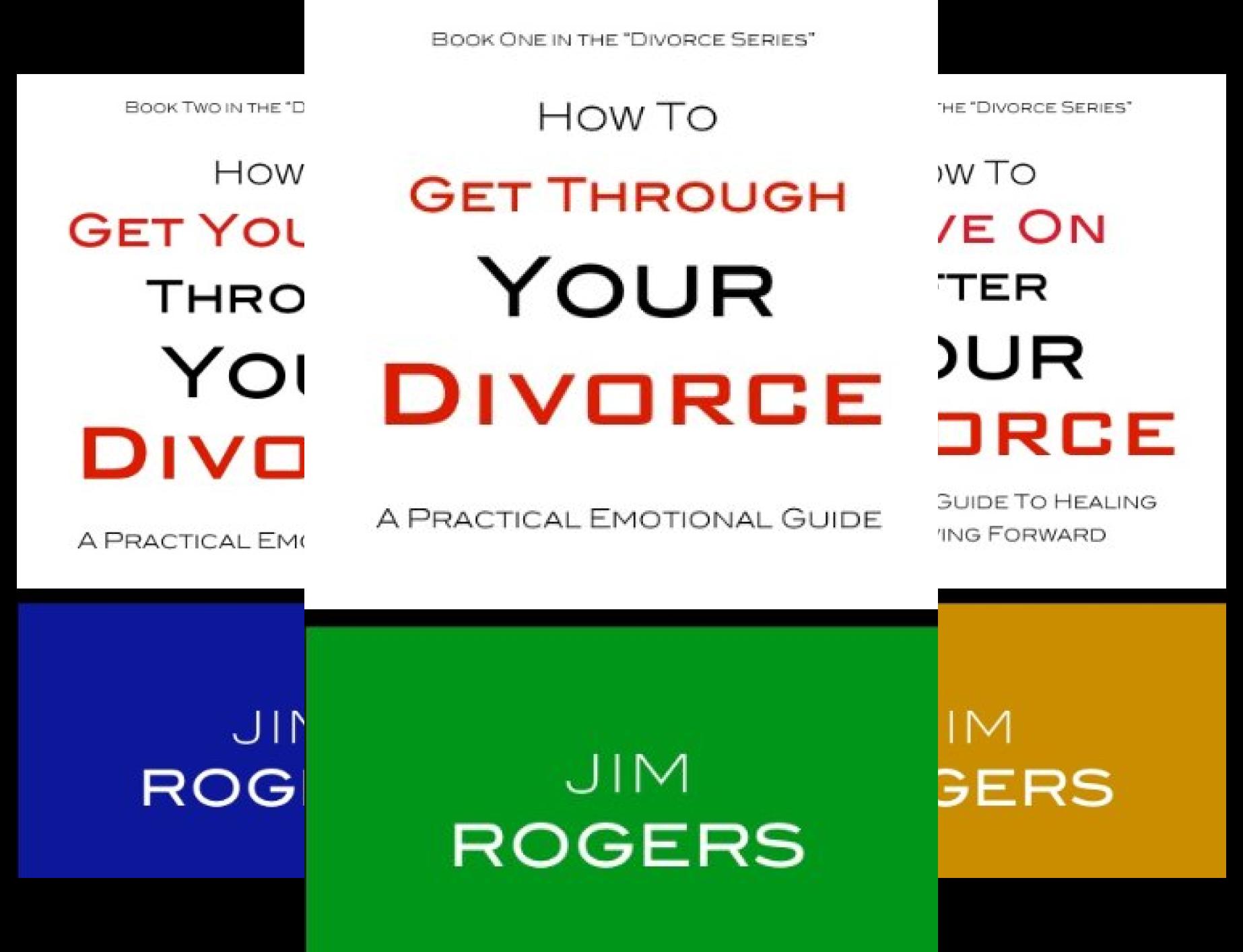 Divorce Series (4 Book Series)