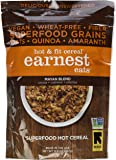 Earnest Eats Vegan Hot Cereal with Superfood Grains, Quinoa, Oats and Amaranth - Mayan Blend - (12.6 oz)