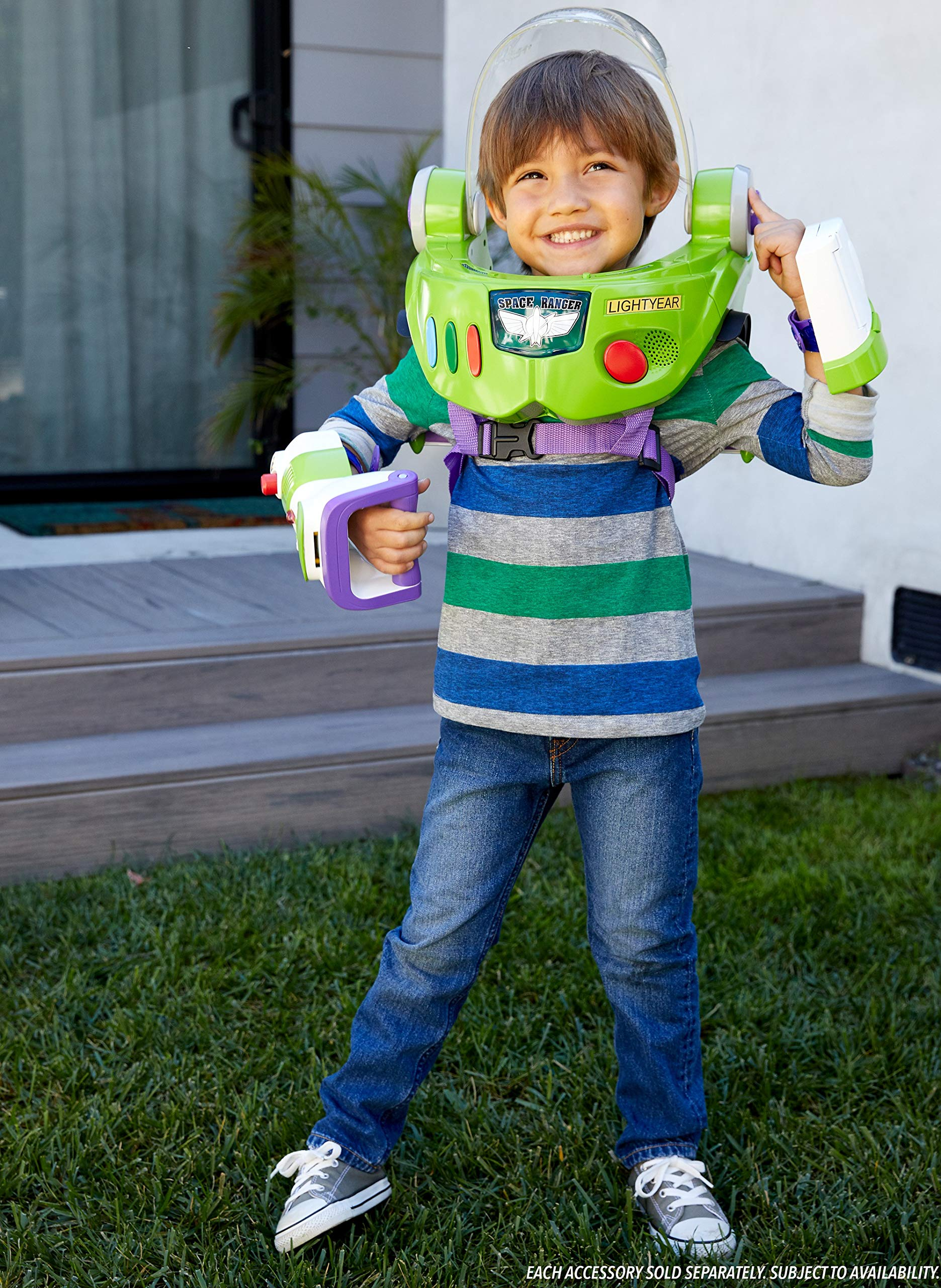 Toy Story Disney Pixar 4 Buzz Lightyear Space Ranger Armor with Jet Pack by Toy Story (Image #12)