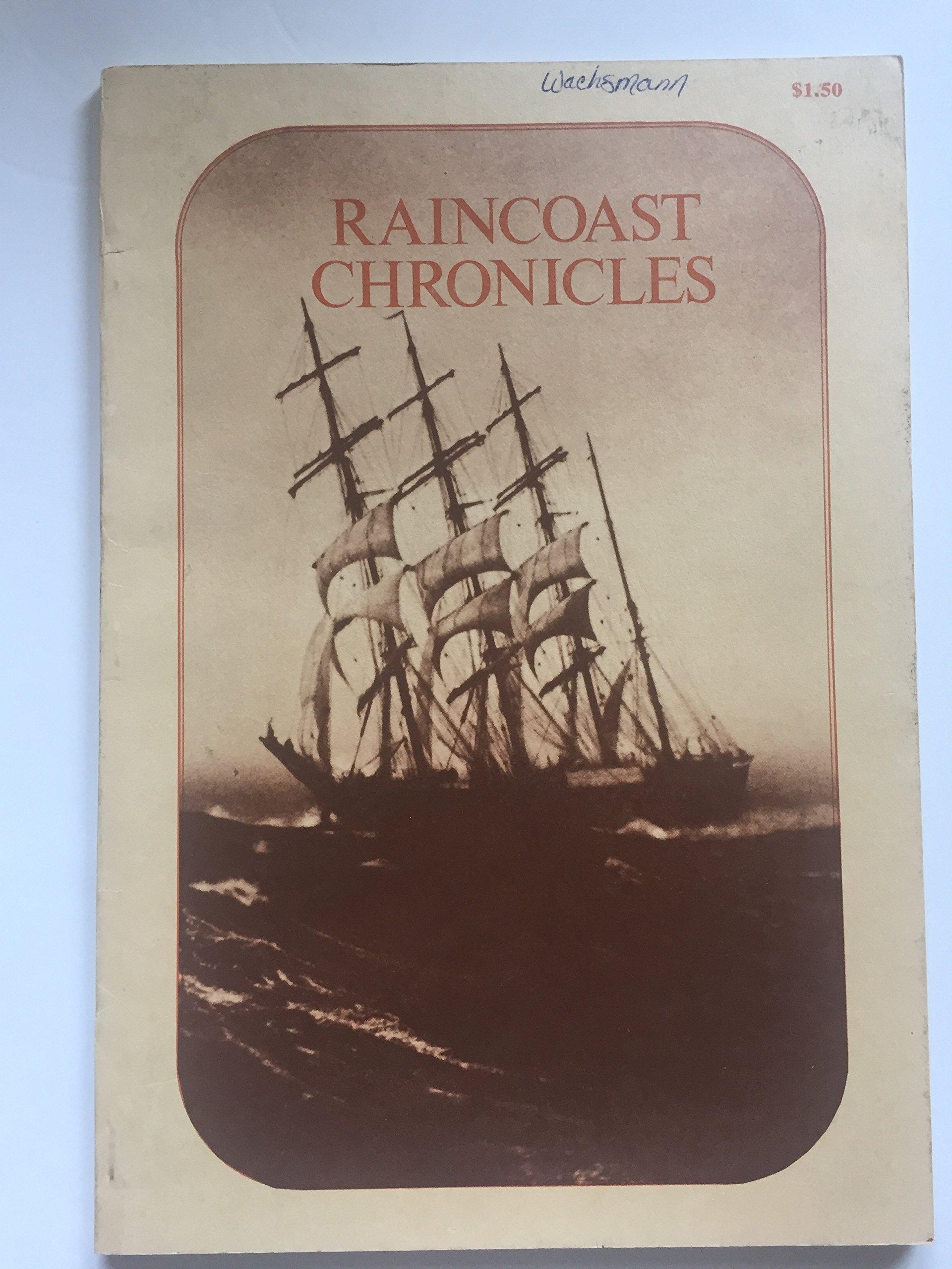 Raincoast Chronicles Vol 1 No. 2, Various
