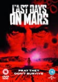 The Last Days on Mars [DVD]
