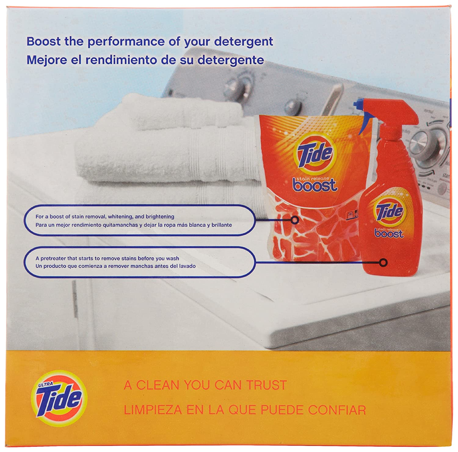 Amazon.com: Tide Ultra Original Scent Powder Laundry Detergent, 68 Loads, 95 Fl Oz: Health & Personal Care